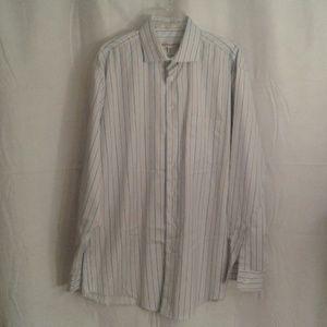 Pronto-Uomo 17 Tall 36/37 Dress Shirt